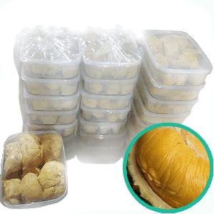 durian kupas tupperware