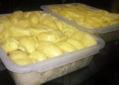durian kupas box jumbo
