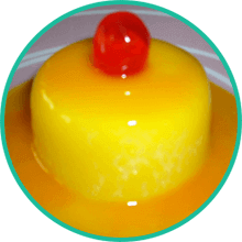puding durian
