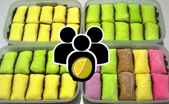 Rambah Online, Omzet UKM Ucok Durian Medan Meroket Jadi Miliaran Per Bulan