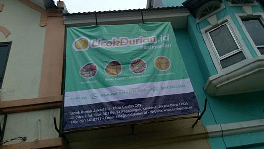 ucok durian jakarta barat