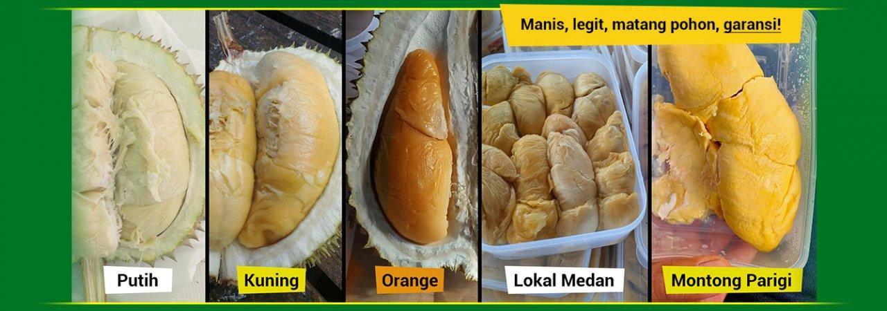 slide utama durian kupas